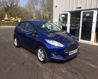 USED 2016 65 FORD FIESTA 1.0 ZETEC ECOBOOST (100PS) THIS VEHICLE IS AT SITE 2 - TO VIEW CALL US ON 01903 323333