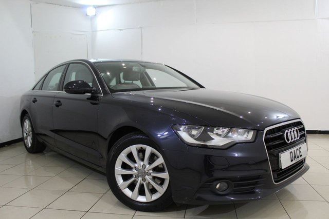 View our 2012 62 AUDI A6 2.0 TDI SE 4DR 175 BHP