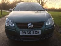 USED 2005 55 VOLKSWAGEN POLO 1.4 SE Hatchback 3dr Petrol Manual (158 g/km, 74 bhp) OPEN 7 DAYS A WEEK!