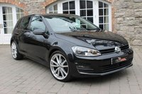 USED 2013 13 VOLKSWAGEN GOLF 2.0 GT TDI BLUEMOTION TECHNOLOGY DSG 5d AUTO 148 BHP PARKING SENSORS