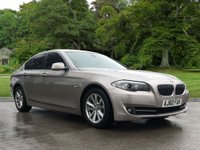 USED 2010 60 BMW 5 SERIES 2.0 520D SE 4d 181 BHP COMPETITIVE FINANCE PACKAGES AVAILABLE