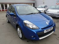 2011 RENAULT CLIO