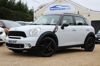 2012 MINI COUNTRYMAN 2.0 COOPER SD 5d 141 BHP £9500.00