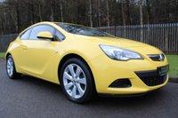 2013 VAUXHALL ASTRA 1.4 GTC SPORT 3d AUTO 138 BHP £6000.00