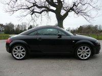 2006 AUDI TT 1.8 T 3d 190 BHP £3995.00