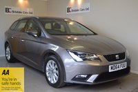 USED 2015 64 SEAT LEON 1.2 TSI SE TECHNOLOGY DSG 5d AUTO 110 BHP Immaculate - Satellite Navigation - One Private Owner - Full Seat Service History - Must Be Seen