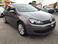 2011 VOLKSWAGEN GOLF 1.6 MATCH TDI DSG 5d AUTO 103 BHP £8495.00