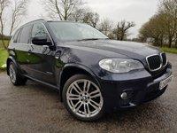 USED 2011 60 BMW X5 3.0 XDRIVE30D M SPORT 5d AUTO 241 BHP