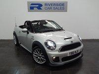 2012 MINI ROADSTER 1.6 COOPER S 2d 181 BHP £9000.00