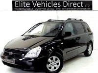 2008 KIA SEDONA 2.9 GS 5d AUTO 183 BHP £5991.00