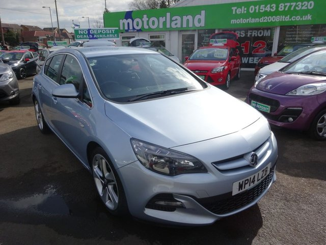 USED 2014 14 VAUXHALL ASTRA 1.6 LIMITED EDITION 5d 115 BHP ** 01543 877320 ** JUST ARRIVED **