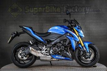 2015 SUZUKI GSX-S1000 ABS  £6791.00