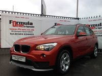 USED 2015 64 BMW X1 2.0 18d SE xDrive 5dr 1 OWNER+BLUETOOTH+HISTORY