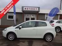 USED 2013 63 FIAT PUNTO 1.2 POP 3DR HATCHBACK 70 BHP +++BANK HOLIDAY SALE NOW ON+++