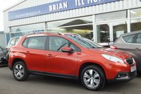 USED 2016 65 PEUGEOT 2008 1.6 BLUE HDi ACTIVE 5dr  ..(ZERO R/tax. FULL PEUGEOT SERVICE HISTORY)