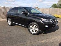 2015 LEXUS RX 3.5 450H SE 5d AUTO 295 BHP £23885.00