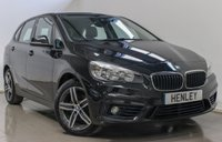 2015 BMW 2 SERIES 2.0 218D SPORT ACTIVE TOURER 5d 148 BHP £13990.00