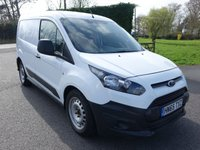 2015 FORD TRANSIT CONNECT 2000 L1 Swb 1.6Tdci 75Ps £9995.00
