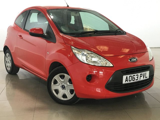 View our 2014 63 FORD KA 1.2 EDGE 3d 69 BHP
