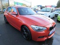 USED 2012 12 BMW 1 SERIES 2.0 120D M SPORT 5d AUTO 181 BHP JUST ARRIVED AUTO DIESEL..NO DEPOSIT DEALS