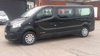 USED 2015 65 RENAULT TRAFIC 1.6 LL29 BUSINESS ENERGY DCI 5d 125 BHP 1 OWNER F/S/H 2 KEYS NO VAT TO ADD  FREE 12 MONTHS WARRANTY COVER ///