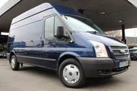 2013 FORD TRANSIT 2.2 350 TREND H/R 1d 124 BHP £8500.00