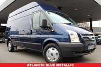 USED 2013 13 FORD TRANSIT 2.2 350 TREND H/R 1d 124 BHP