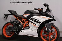 USED 2014 64 KTM RC 390 ABS