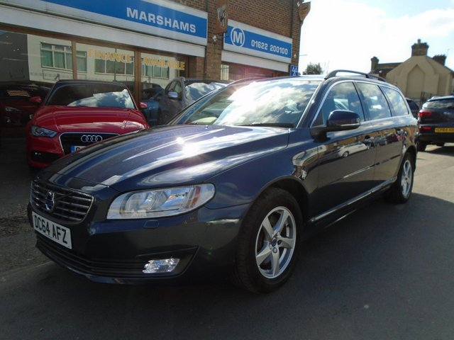 2015 64 VOLVO V70 2.0 D3 BUSINESS EDITION 5d AUTO 136 BHP