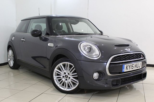 View our 2015 15 MINI HATCH COOPER 2.0 COOPER SD CHILI PACK 3DR AUTOMATIC 168 BHP