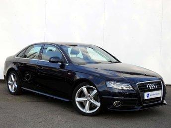 2010 AUDI A4 2.0 TDI S LINE 4d 168 BHP £10000.00