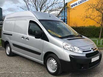 2013 CITROEN DISPATCH 2.0 1200 L2H2 HDI 95 LWB XHIGH ROOF [ LOW MILEAGE ONLY 25K ] VAN FREE UK DELIVERY £8950.00