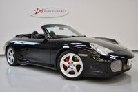 2004 PORSCHE 911 3.6 CARRERA 4 S 2d 320 BHP MANUAL HARDTOP INCLUDED 996 C4S £23950.00