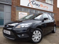 2010 FORD FOCUS 1.6 ECONETIC TDCI 5d 90 BHP £SOLD