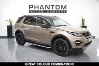 2015 LAND ROVER DISCOVERY SPORT 2.2 SD4 HSE 5d 190 BHP £25990.00