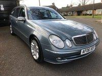 2006 MERCEDES-BENZ E CLASS 3.0 E320 CDI AVANTGARDE 5d AUTO 222 BHP £3595.00