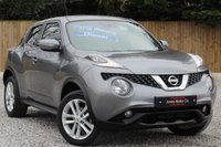 USED 2014 64 NISSAN JUKE 1.5 ACENTA PREMIUM DCI 5d 110 BHP ***PCP FINANCE ***SATELLITE NAVIGATION***