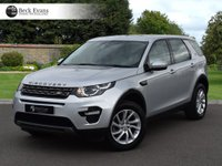 USED 2016 66 LAND ROVER DISCOVERY SPORT 2.0 TD4 SE TECH 5d 180 BHP 2017 MODEL YEAR