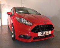 2013 FORD FIESTA 1.6 ST-2 3d 180 BHP £8999.00