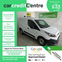 USED 2014 63 FORD TRANSIT CONNECT 1.6 200 P/V 1d 94 BHP