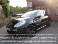 2007 RENAULT CLIO 2.0 SPORT VVT F1 TEAM 3d 195 BHP £6000.00