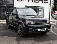 USED 2011 11 LAND ROVER RANGE ROVER SPORT 3.0 TDV6 HSE FACTORY OVERFINCH 5d AUTO 245 BHP