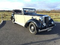 1949 DAIMLER LIMOUSINE DB18 2.5 litre 6 cyl Coachwork By Barker 3 Position Drop Head Coupe £25000.00