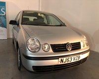 2003 VOLKSWAGEN POLO 1.4 S TDI 5d 74 BHP £465.00