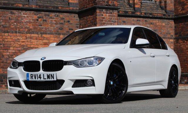 2014 14 BMW 3 SERIES 2.0 320D M SPORT 4d AUTO [PROF MEDIA]