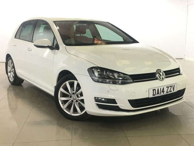 View our 2014 14 VOLKSWAGEN GOLF 2.0 GT TDI BLUEMOTION TECHNOLOGY 5d 148 BHP