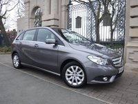 USED 2014 14 MERCEDES-BENZ B CLASS 1.5 B180 CDI BLUEEFFICIENCY SE 5d AUTO 107 BHP ****FINANCE ARRANGED***PART EXCHANGE***SAT NAV**CRUISE CONTROL***
