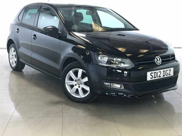 View our 2012 12 VOLKSWAGEN POLO 1.2 MATCH 5d 59 BHP