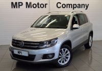 2011 VOLKSWAGEN TIGUAN 2.0 SE TDI BLUEMOTION TECHNOLOGY 4MOTION 5d 138 BHP £9995.00