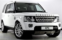 USED 2014 64 LAND ROVER DISCOVERY 4 3.0 SD V6 HSE (s/s) 5dr Auto [8] Rear DVD's, Surround Cams +++